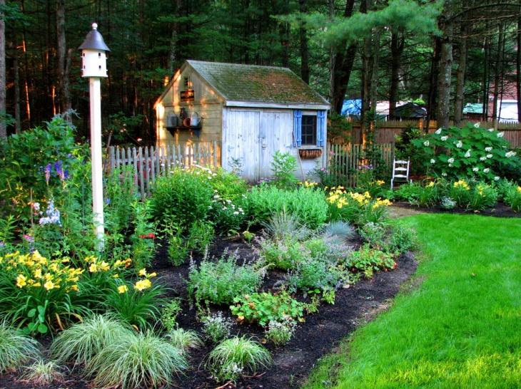 18 Outdoor Garden Designs Ideas Design Trends Premium PSD