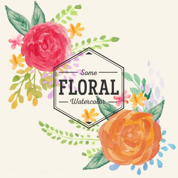 20 flower vectors eps
