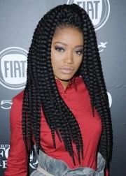 crochet braid hairstyle design