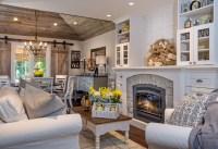 20+ Farmhouse Living Room Designs, Ideas | Design Trends ...