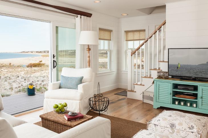 beach themed living rooms ideas modern wooden furniture room 20+ farmhouse designs, | design trends ...
