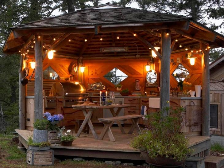 30+ Outdoor Kitchen Designs, Ideas  Design Trends