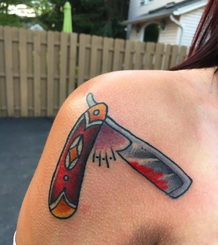 Gerbera Daisy Tattoo Ideas