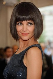 short bob haircut design