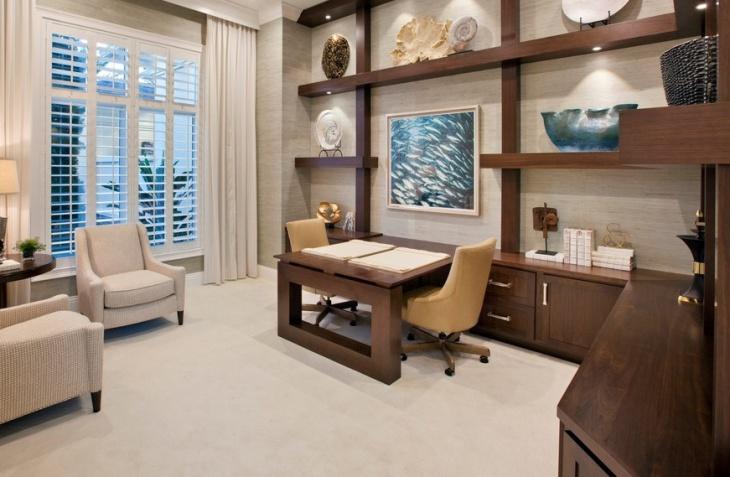 22+ Home Office Furniture Designs, Ideas