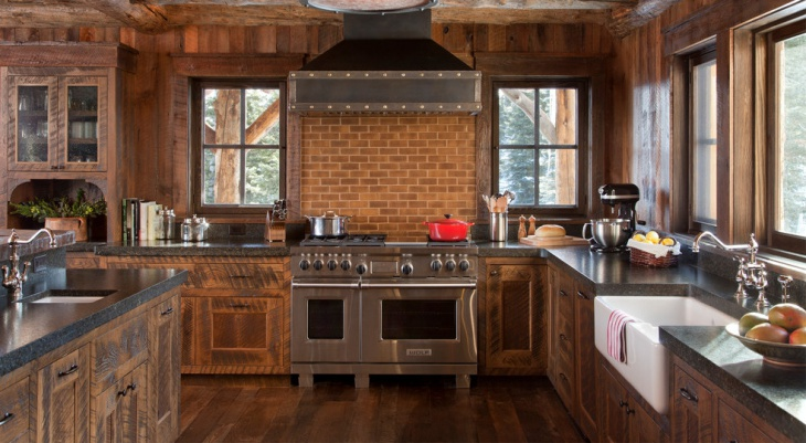 21 Kitchen Countertop Designs Ideas  Design Trends