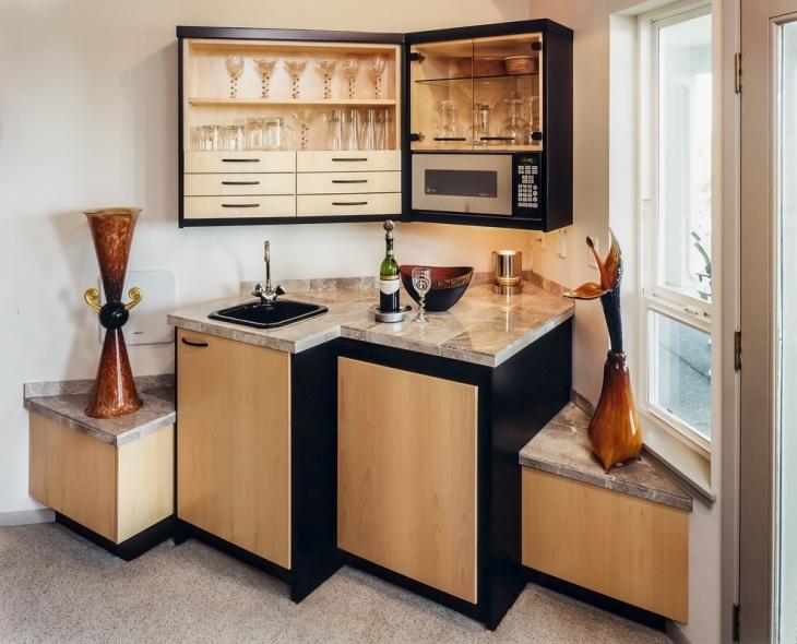 20 Corner Cabinet Designs Ideas  Design Trends