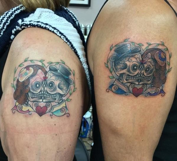 couple tattoo design ideas