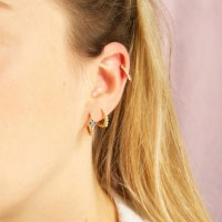 15+ Cartilage Earring Designs, Ideas | Design Trends ...