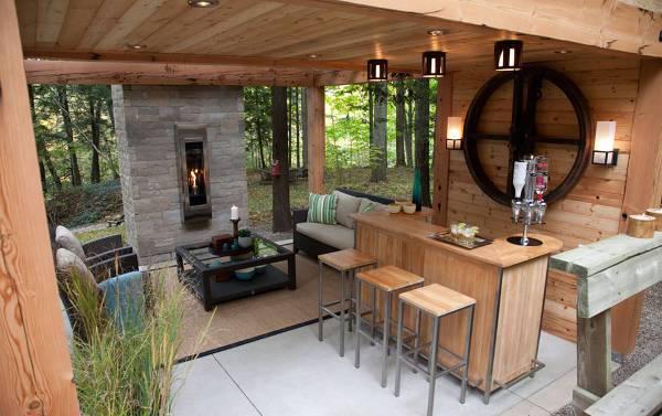 outdoor bar ideas 15+ Outdoor Bar Designs, Ideas | Design Trends - Premium