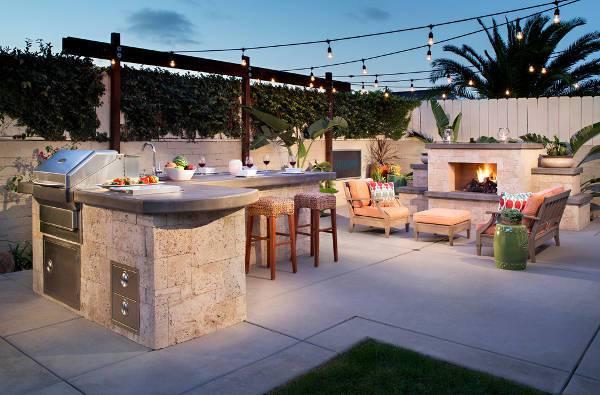 15 Outdoor Bar Designs Ideas Design Trends Premium PSD Vector