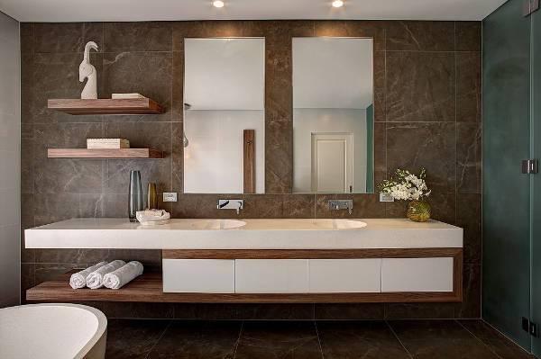 15 Bathroom Shelf Designs Ideas  Design Trends