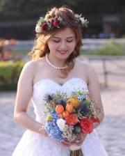 bridal hairstyle design ideas