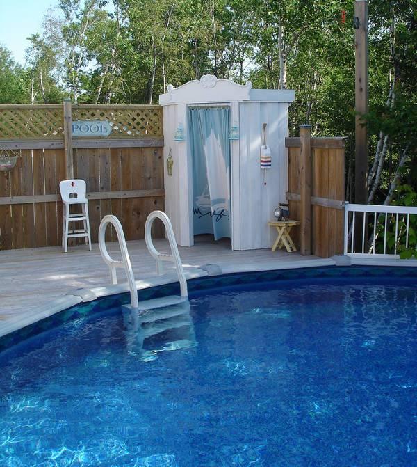 13+ Outdoor Shower Designs, Ideas