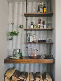 14+ Bar Cabinet Designs, Ideas
