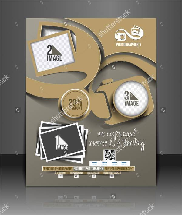 17 Photography Flyer Design Templates Printable PSD AI Vector EPS Format Download Design