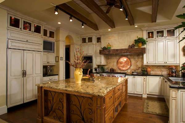 10 Farmhouse Kitchen Designs Ideas  Design Trends