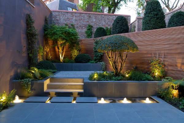 Slope Garden Ideas