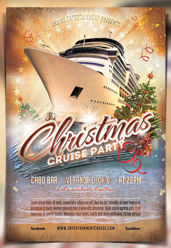 12 Cruise Flyer Designs Word PSD AI EPS Vector Design Trends Premium PSD Vector Downloads