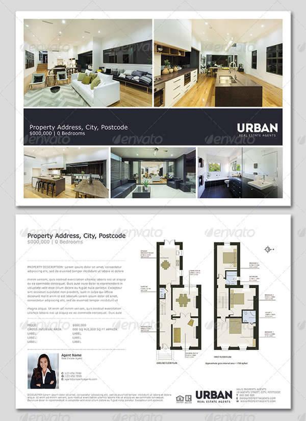 24 Real Estate Flyer Designs Design Trends Premium