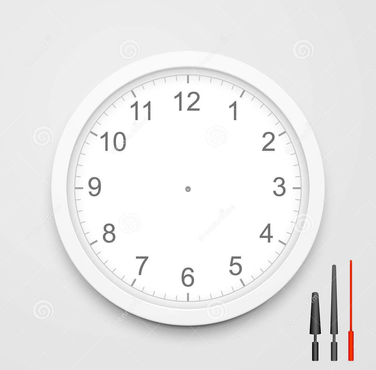 11 Clock Templates Design Trends