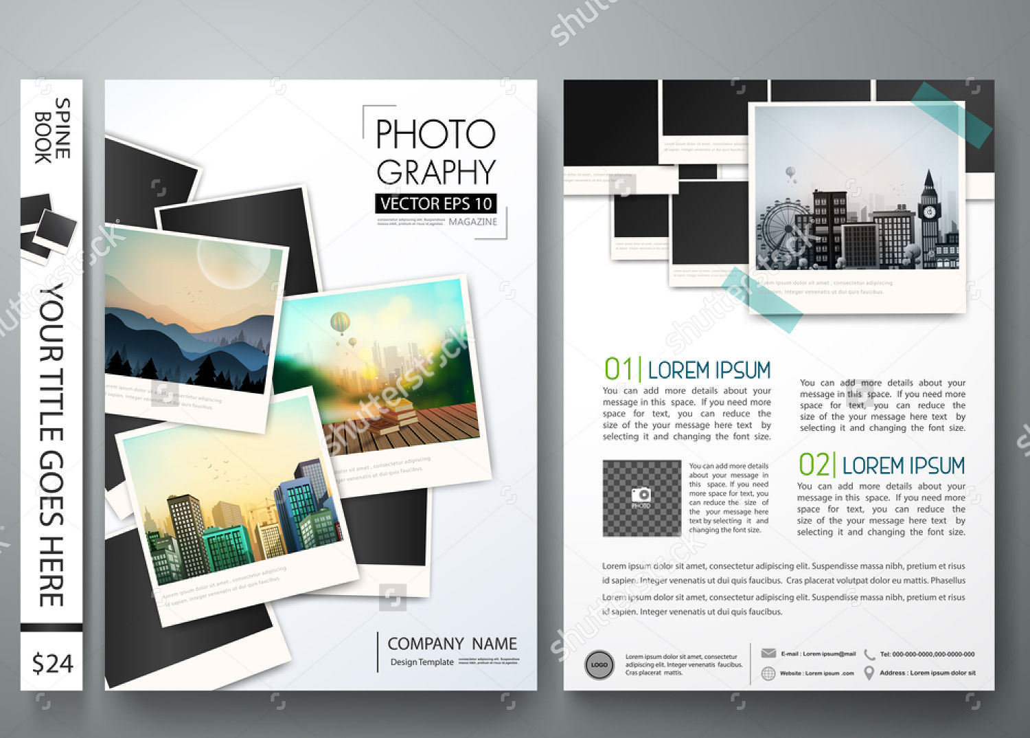 11 Brochure Cover Designs Design Trends Premium PSD
