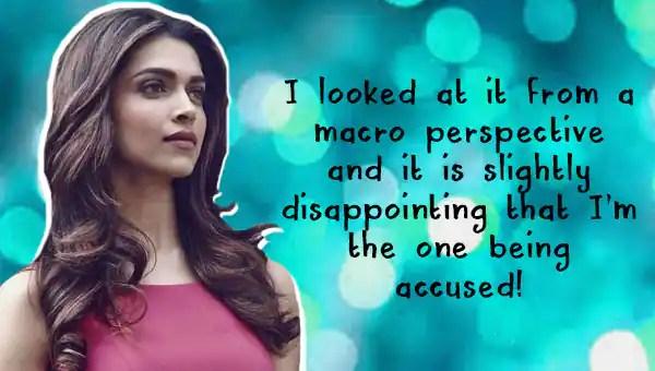 Deepika Padukone Finally Breaks Her Silence Over The My Choice Video