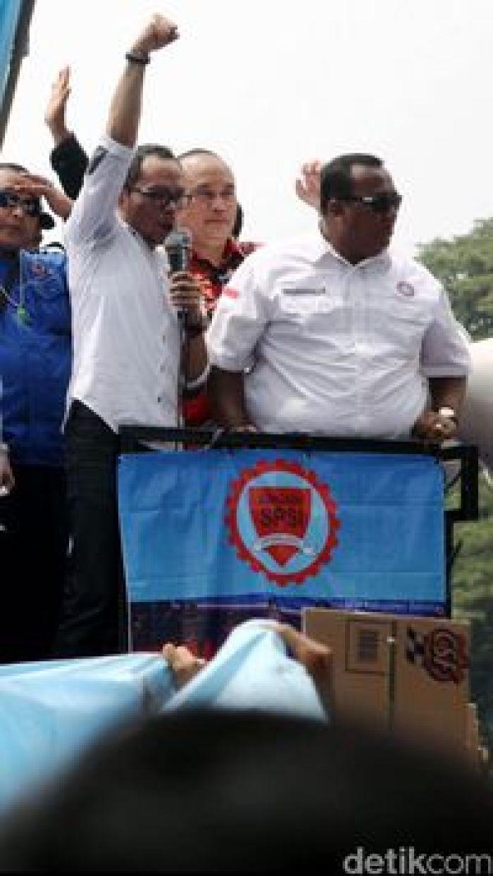 Akhirnya Presiden Jokowi Membatalkan PP Tentang JHT, Hanif: Yang Kena PHK dan Resign Bisa Cairkan JHT Tanpa Tunggu 10 Tahun