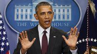 Niat AS Menghabisi ISIS dan Video Obama Keseleo Lidah yang Menghebohkan