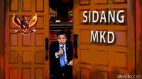 Sidang Novanto Tertutup, NasDem: Mungkin Lebih Memalukan dari Asusila!
