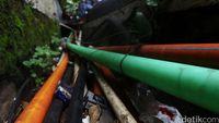 Ahok: Gara-gara Banyak Kabel Fiber Optic, Hujan Lebat Dikit Langsung Genangan