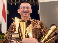 Borong 4 Piala Bergengsi, Ahok: Terima Kasih Warga Jakarta dan Pemprov DKI