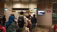 Delay Lion Air Rute Singapura-Jakarta, Penumpang Asing Ikut Kesal