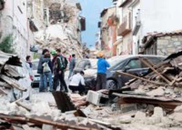 Italia Berlakukan Keadaan Darurat di daerah Gempa