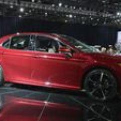 All New Camry 2017 Indonesia Harga Test Drive Grand Veloz 1.5 Toyota Belum Berencana Boyong Ke Untuk Pasar Amerika Model 2018