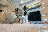 Telkom 3S dan Kiprah 40 Tahun Satelit di Indonesia