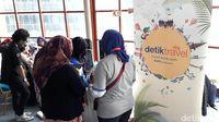 Berbagi Kisah Traveling & Seru-seruan Bareng d'Traveler di Ngumbar detikcom