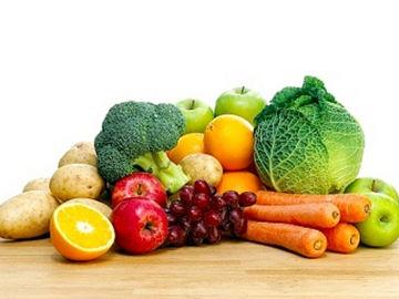 Makan Serat Cegah Flu