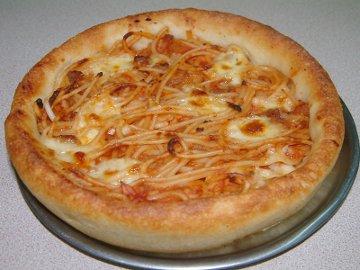 Pizza, Godaan di Saat Stress!