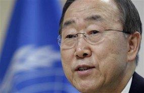 Ban Ki-Moon: Pembunuhan Staf PBB di Afghanistan Tindakan Pengecut!