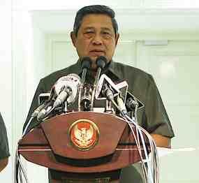 SBY Tak Sepakat dengan Istilah 'Kekayaan Intelektual'
