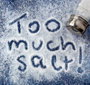 Warning jangan banyak konsumsi garam