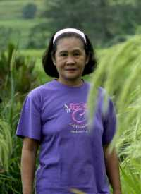 Grace, Sosok di Balik Puluhan Hektar Hamparan Sawah Bali