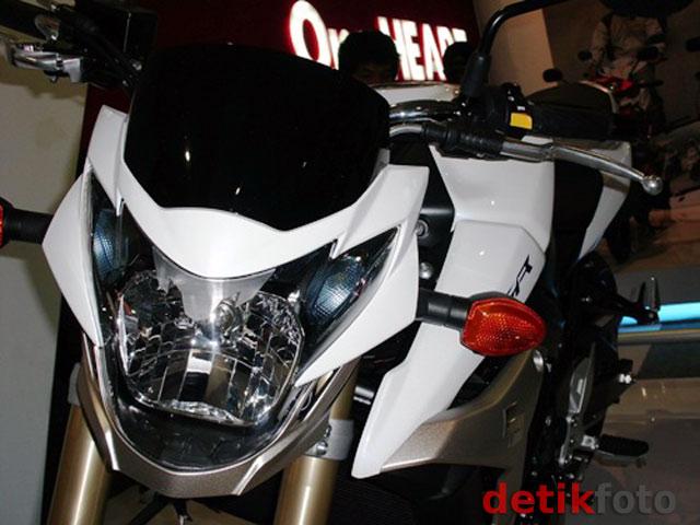 Suzuki GSR 750 Sold Out