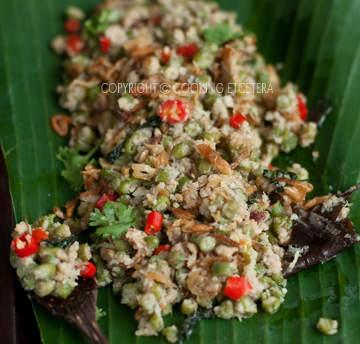 Resep Sayur: Lawar Ayam Bali