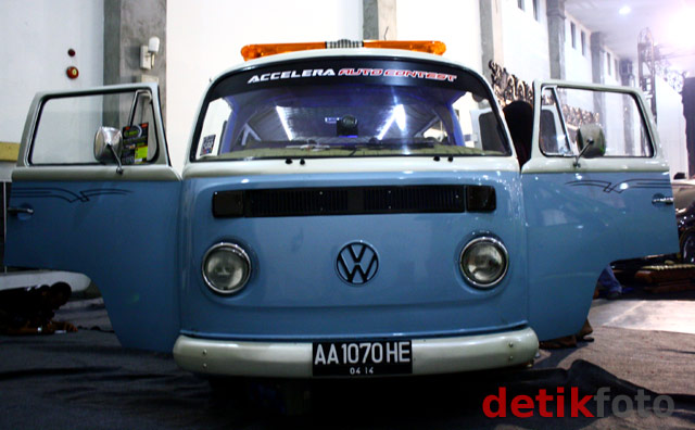 VW Brazil Modifikasi