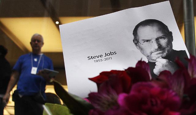 Steve Jobs Tutup Usia