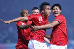 hasil indonesia vs malaysia final sea games 2011
