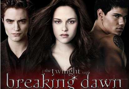 Kejang-kejang Akibat Nonton Drakula Twilight 'Breaking Dawn'