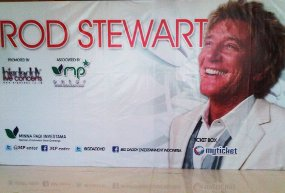 Harga Tiket Konser Rod Stewart di Jakarta Sampai Rp 15 Juta